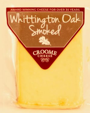 WHITTINGTON OAK CHEESE