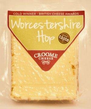WORCESTERSHIRE HOP CHEESE