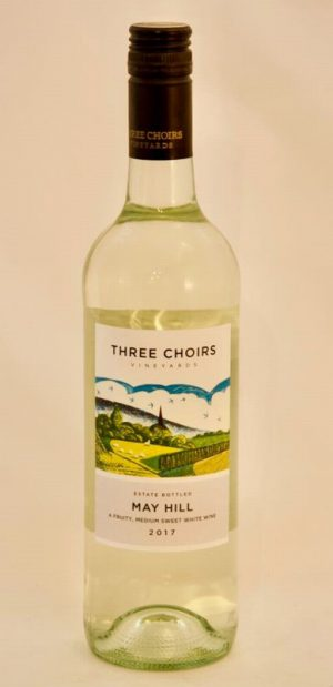 MAY HILL WHITE WINE