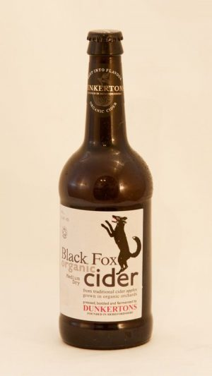 BLACK FOX ORGANIC CIDER