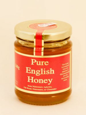 CLEAR HONEY (LARGE 340gms)