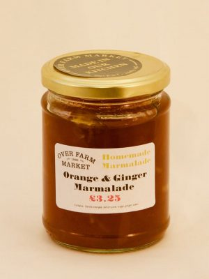OFM ORANGE & GINGER MARMALADE