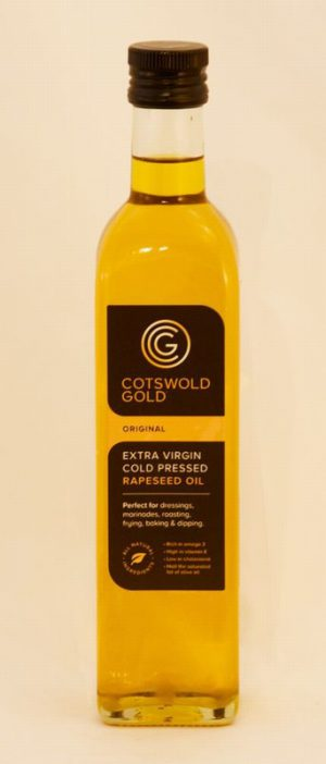 250ML PLAIN  RAPESEED OIL