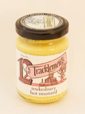 TEWKESBURY HOT MUSTARD