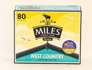 80 MILES WEST COUNTRY TEABAGS