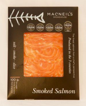 MACNEILS SMOKED SALMON