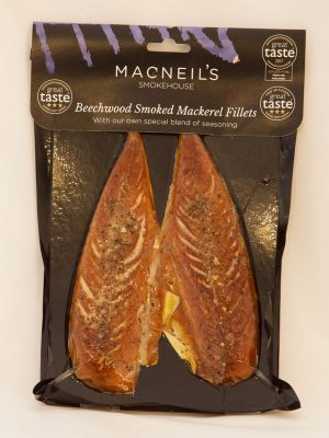 SMOKED MACKEREL FILLETS