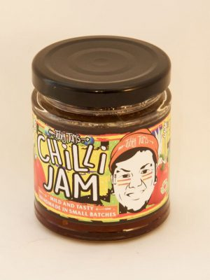 TUBBY TOMS CHILLI JAM