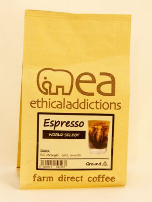 WORLD SELECT ESPRESSO GROUND COFFEE