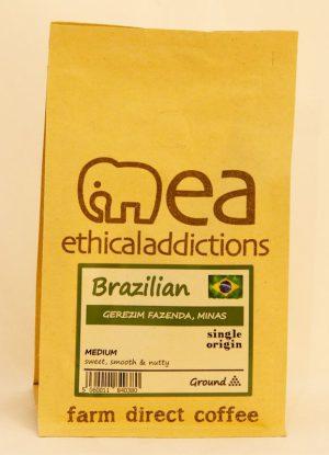 BRAZILIAN GROUND COFFEE