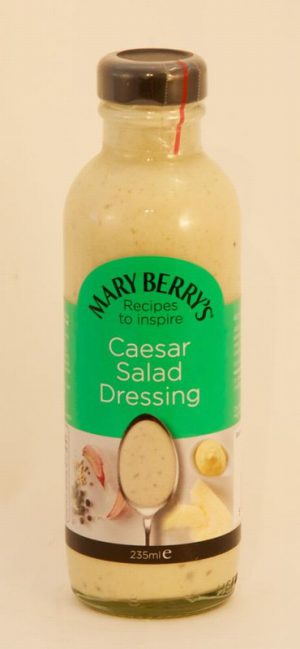 MARY BERRY'S CAESAR SALAD DRESSING
