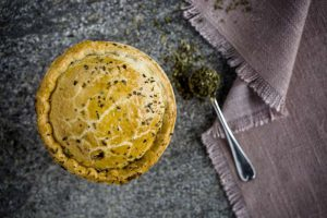 SLOW COOKED COTSWOLD VENISON PIE
