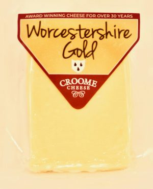 WORCESTER GOLD CHEESE