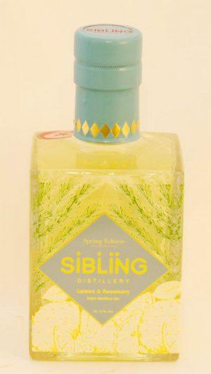 SIBLINGS LEMON & ROSEMARY GIN
