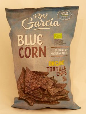 GLUTEN FREE BLUE CORN TORTILLA CHIP