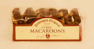 GLUTEN FREE PATTESON CHOCOLATE MACAROON