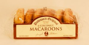 GLUTEN FREE PATTESON COCONUT MACAROONS