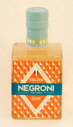SIBLINGS NEGRONI GIN 35cl
