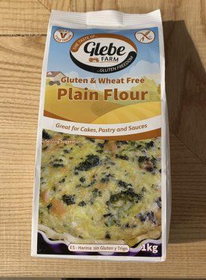 GLEBE FARM GLUTEN FREE PLAIN FLOUR