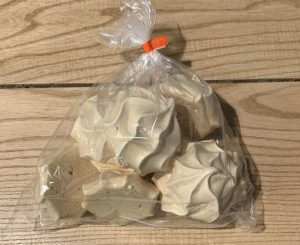 BAG of NOTHING ADDED MERINGUES