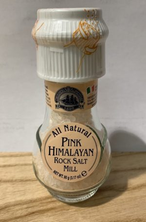 PINK HIMALAYAN ROCK SALT MILL
