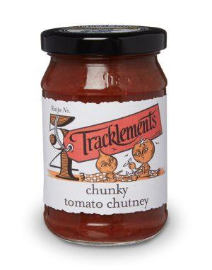 CHUNKY TOMATO CHUTNEY