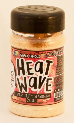 HEATWAVE SEASONING 200G