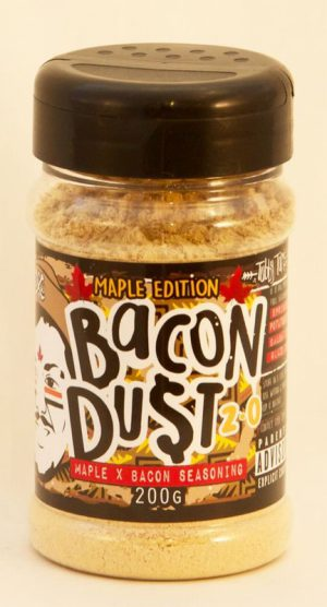 TUBBY TOM'S BACON DUST MAPLE EDITION 200G