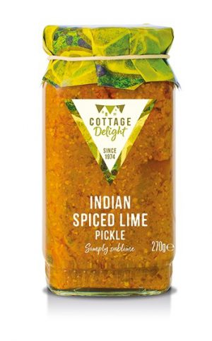 INDIAN SPICED LIME PICKLE