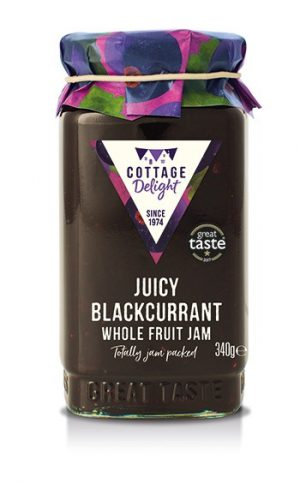 JUICY BLACKCURRANT WHOLE FRUIT JAM