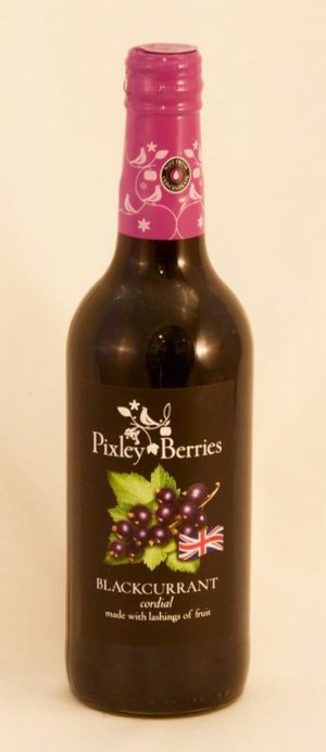 PIXLEY BERRIES BLACKCURRANT CORDIAL