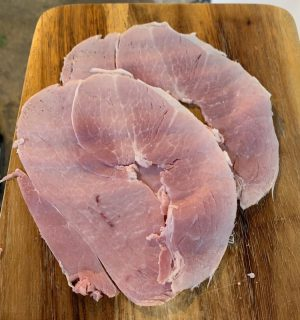 250G COOKED HAM SLICES