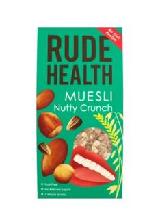RUDE HEALTH MUESLI NUTTY CRUNCH