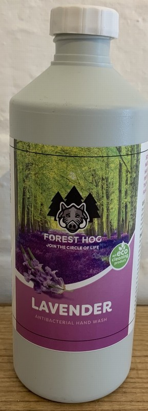 FOREST HOG LAVENDER HAND WASH