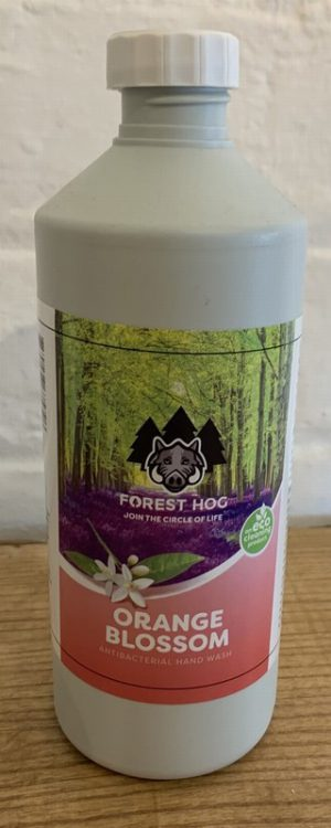 FOREST HOG ORANGE BLOSSOM HAND WASH
