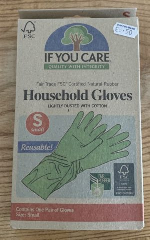 IF YOU CARE HOUSEHOLD GLOVES S