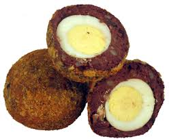 BLACK WATCH SCOTCH EGG