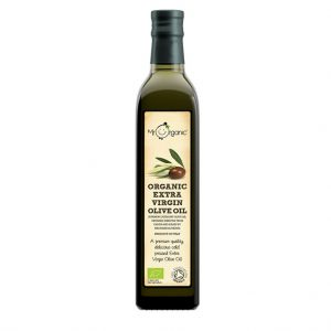 MR ORGANIC EXTRA VIRGIN OLIVE OIL