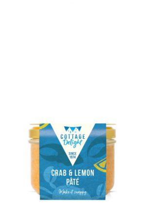 CRAB & LEMON PATE