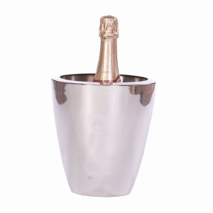 POLISHED CHAMPAGNE BUCKET
