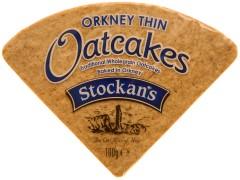 STOCKTON'S THIN OATCAKE