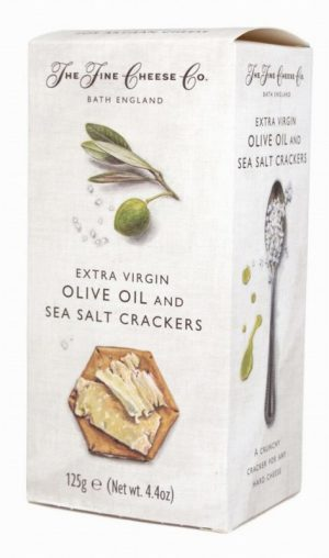 EXTRA VIRGIN OLIVE OIL CRACKERS