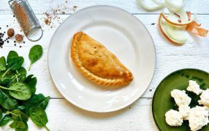 SPINACH & RICOTTA PASTY