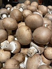 250G CHESTNUT MUSHROOMS