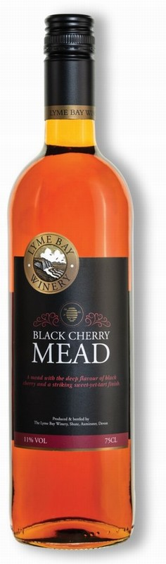 LYME BAY BLACK CHERRY MEAD