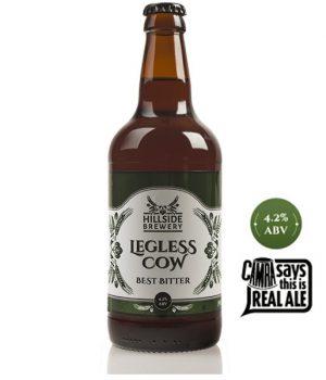 LEGLESS COW