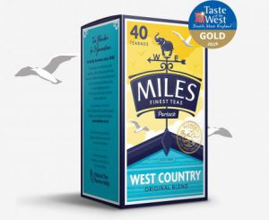 40 MILES WEST COUNTRY TEA