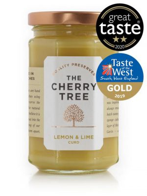 CHERRY TREE LEMON & LIME CURD