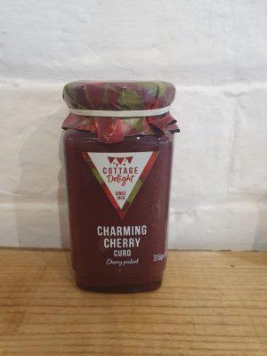 CHARMING CHERRY CURD