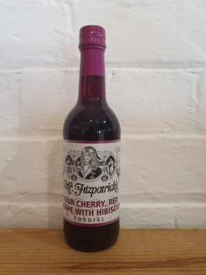 MR FITZPATRICK'S NAS SOUR CHERRY, RED GRAPE WITH HIBISCUS